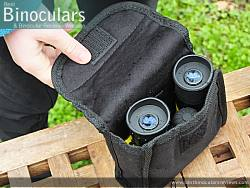 Carry Case for the Snypex Knight D-ED 10x32 Binoculars