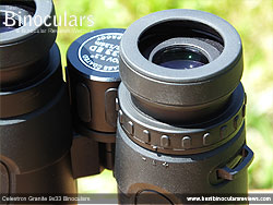 Diopter Adjustment on the Celestron Granite 9x33 Binoculars