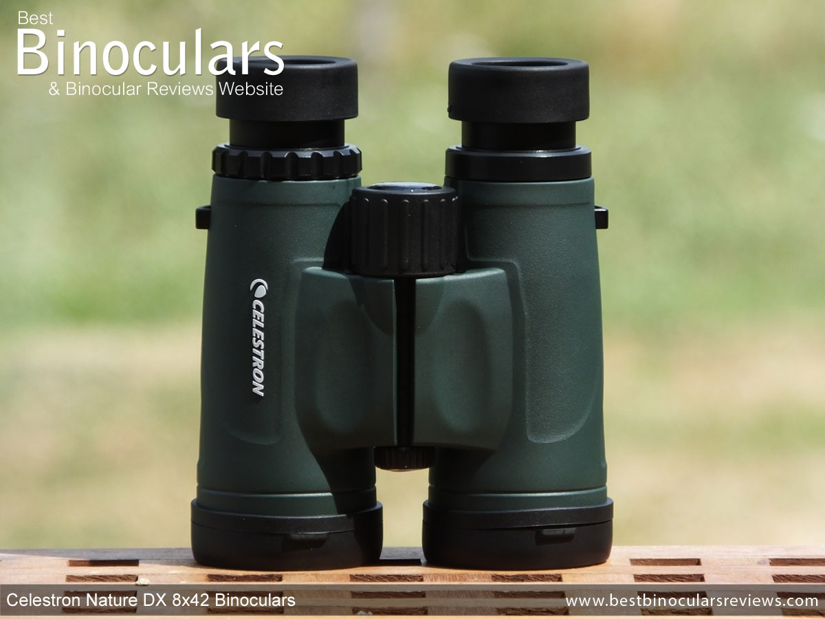 Green . Celestron 71332 8 x 42 DX Nature Binocular