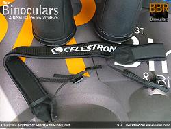 Neckstrap for the Celestron SkyMaster Pro 15x70 Binoculars