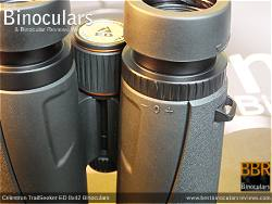 Diopter Adjustment on the Celestron TrailSeeker ED 8x42 binoculars
