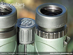 Diopter Adjustment on the Celestron Trailseeker 10x32 Binoculars