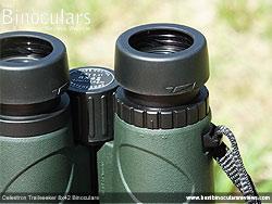 Diopter Adjustment on the Celestron Trailseeker 8x42 Binoculars