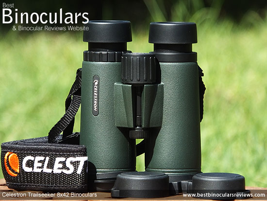 Celestron Trailseeker 8x42 Binoculars