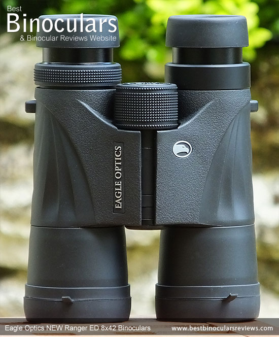 Eagle Optics NEW Ranger ED 8x42 Binoculars
