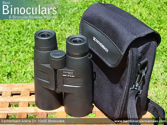 Accessories for the Eschenbach Arena D+ 10x50 Binoculars