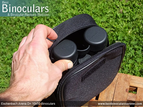 Carry Case for the Eschenbach Arena D+ 10x50 Binoculars