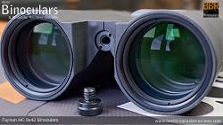 Tripod adaptable Fujinon HC 8x42 Binoculars