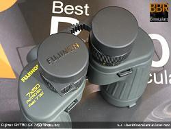 Rain Guard on the Fujinon Polaris 7x50 FMTRC-SX binoculars