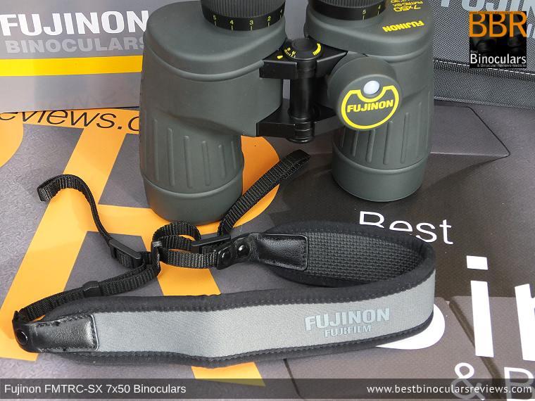 Neck Strap for the Fujinon Polaris 7x50 FMTRC-SX binoculars