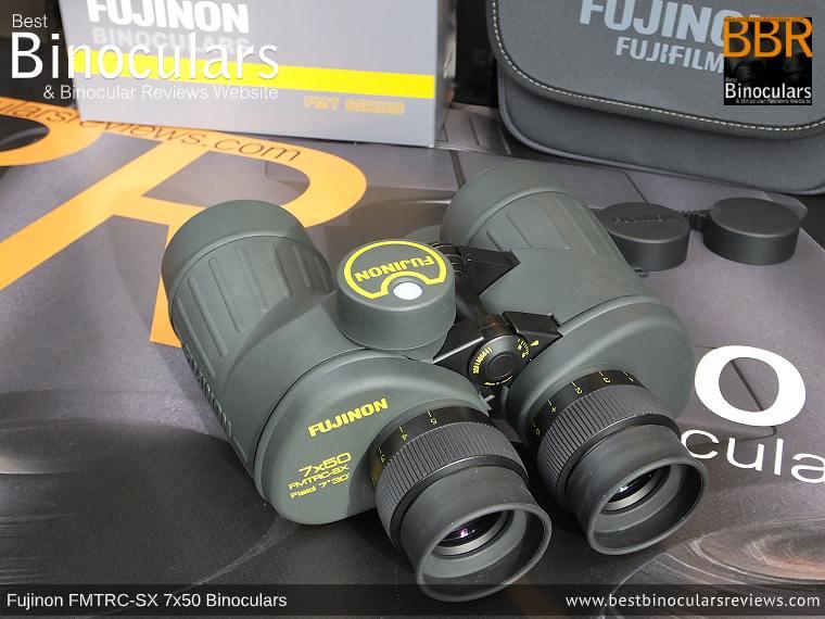 Fujinon Polaris 7x50 FMTRC-SX binoculars