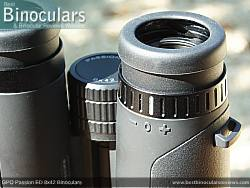 Diopter Adjustment on the GPO Passion ED 8x42 Binoculars
