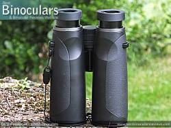 Underside of the GPO Passion HD 10x42 Binoculars