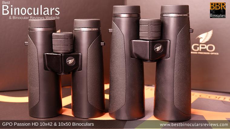 GPO Passion HD 10x50 Binoculars