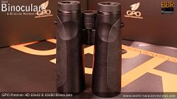 Underside of the GPO Passion HD 10x50 Binoculars