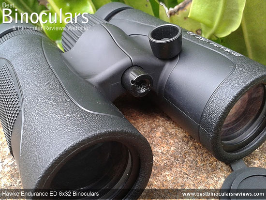 Tripod Adaptable Hawke Endurance ED 8x32 Binoculars
