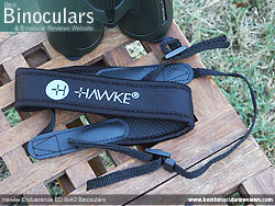 Neck Strap included with the Hawke Endurance ED 8x42 Binoculars