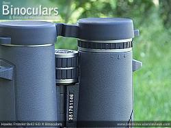 Diopter Adjustment on the Hawke Frontier 8x42 ED X Binoculars