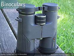 Rain Guard on the Hawke Frontier 8x42 ED X Binoculars