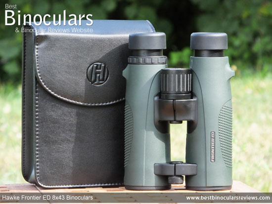Carry Case for the Hawke Frontier ED 8x43 Binoculars