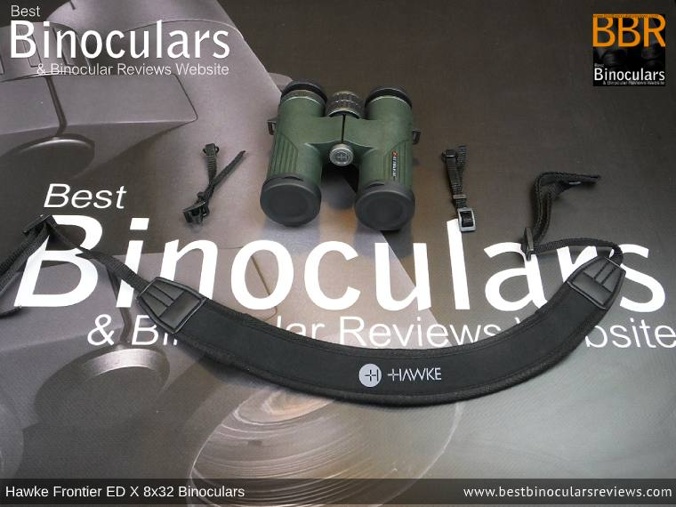 Neck Strap for the Hawke Frontier ED X 8x32 Binoculars
