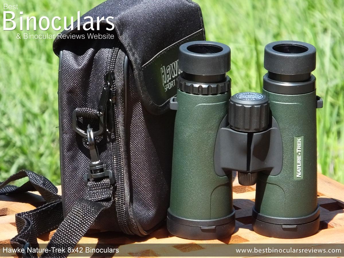 Hawke Nature Trek X Binoculars Reviews