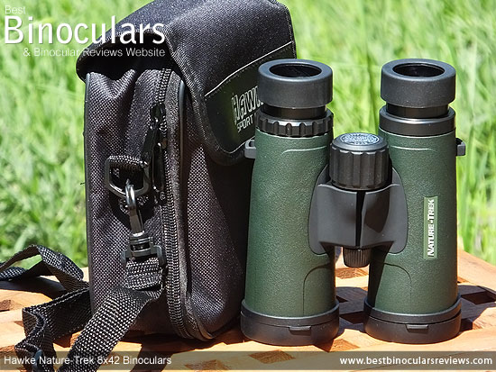 Carry Case for the Hawke Nature-Trek 8x42 Binoculars