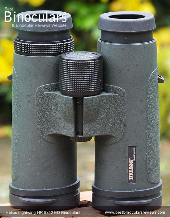Helios Lightwing HR 8x42 Binoculars