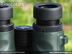Diopter Adjustment on the Helios Mistral WP6 8x42 Binoculars