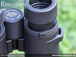 Diopter Adjustment on the Helios Nitrosport 8x42 Binoculars