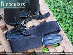 Neck Strap included with the Helios Nitrosport 8x42 Binoculars
