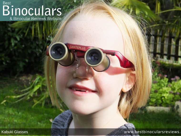 Kabuki Glasses Great for Kids