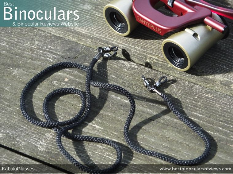 Neck cord for the Kabuki Glasses By SANTEPLUS