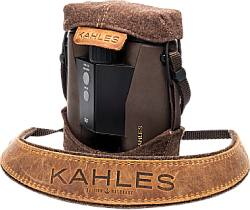 Kahles Helia RF Binoculars with neckstrap and protective cover