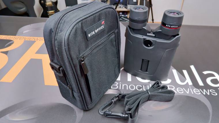 Carry Case for the Kite APC 16x42 Image Stabilised Binoculars