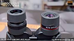 Eyecups on the Kite APC 16x42 Image Stabilised Binoculars