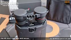Rainguard on the Kite APC 16x42 Image Stabilised Binoculars