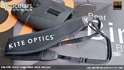 Details on the Kite APC 16x42 Image Stabilised Binoculars Neck Strap