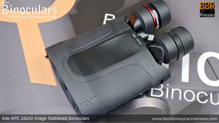 Kite APC 16x42 Image Stabilised Binoculars