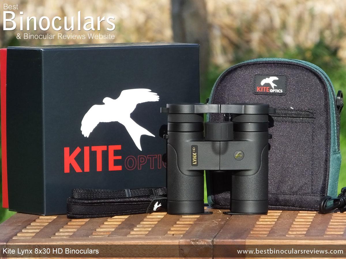 Kite Lynx HD 8x30 Binoculars Review
