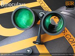 Tripod Adaptable Kite Lynx HD+ 10x50 Binoculars