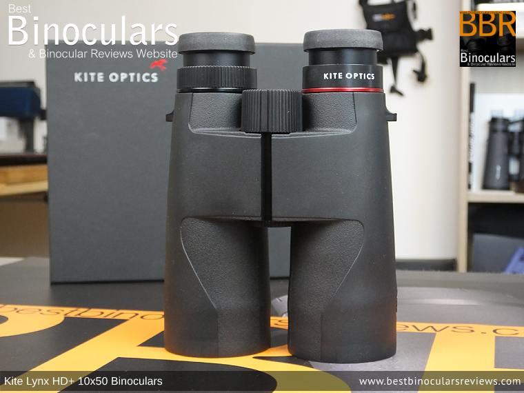 Kite Lynx HD+ 10x50 Binoculars