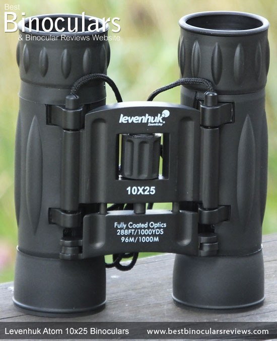 Levenhuk Atom 10x25 Binoculars