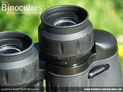Diopter Adjustment on the Levenhuk Atom 10x50 Binoculars