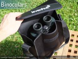Carry Case for the Levenhuk Bruno Plus 20x80 binoculars