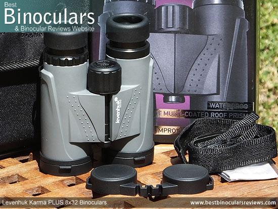 Accessories for the Levenhuk Karma PLUS 8x32 Binoculars