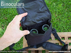 Carry Case for the Levenhuk Karma PRO 8x32 Binoculars