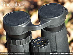 Rain Guard on the Levenhuk Monaco 8x42 Binoculars