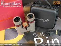 Carry Case for the Levenhuk Monaco ED 8x32 Binoculars