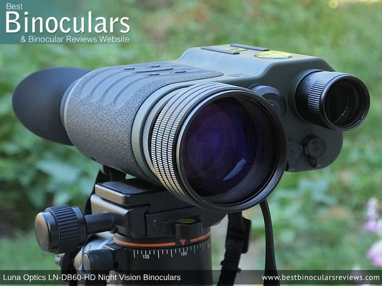 Luna Optics LN-DB60-HD Digital Night Vision Binocular